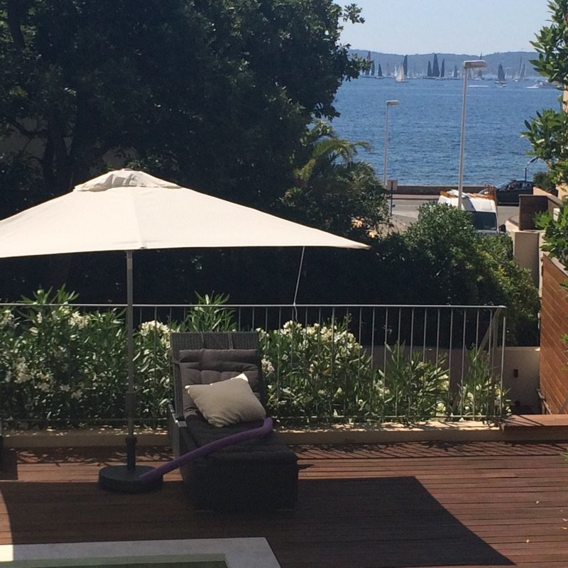 STE MAXIME SEA VIEW FOR THIS TOWN HOUSE