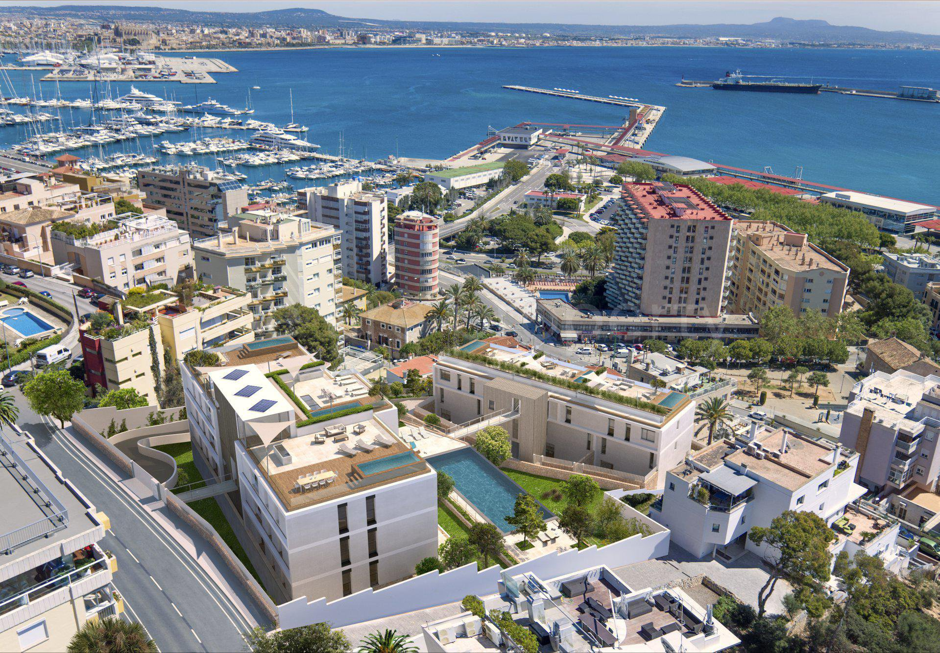 New project in Palma
