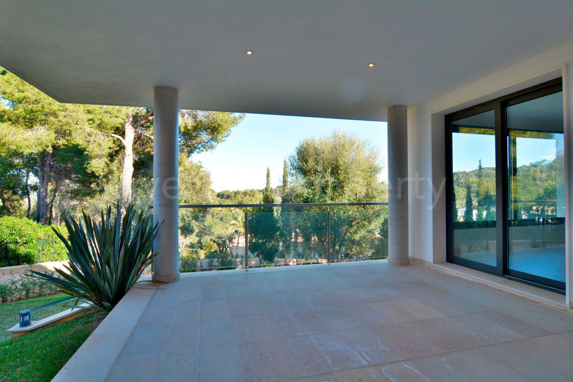 Newly built exclusiv modern villa