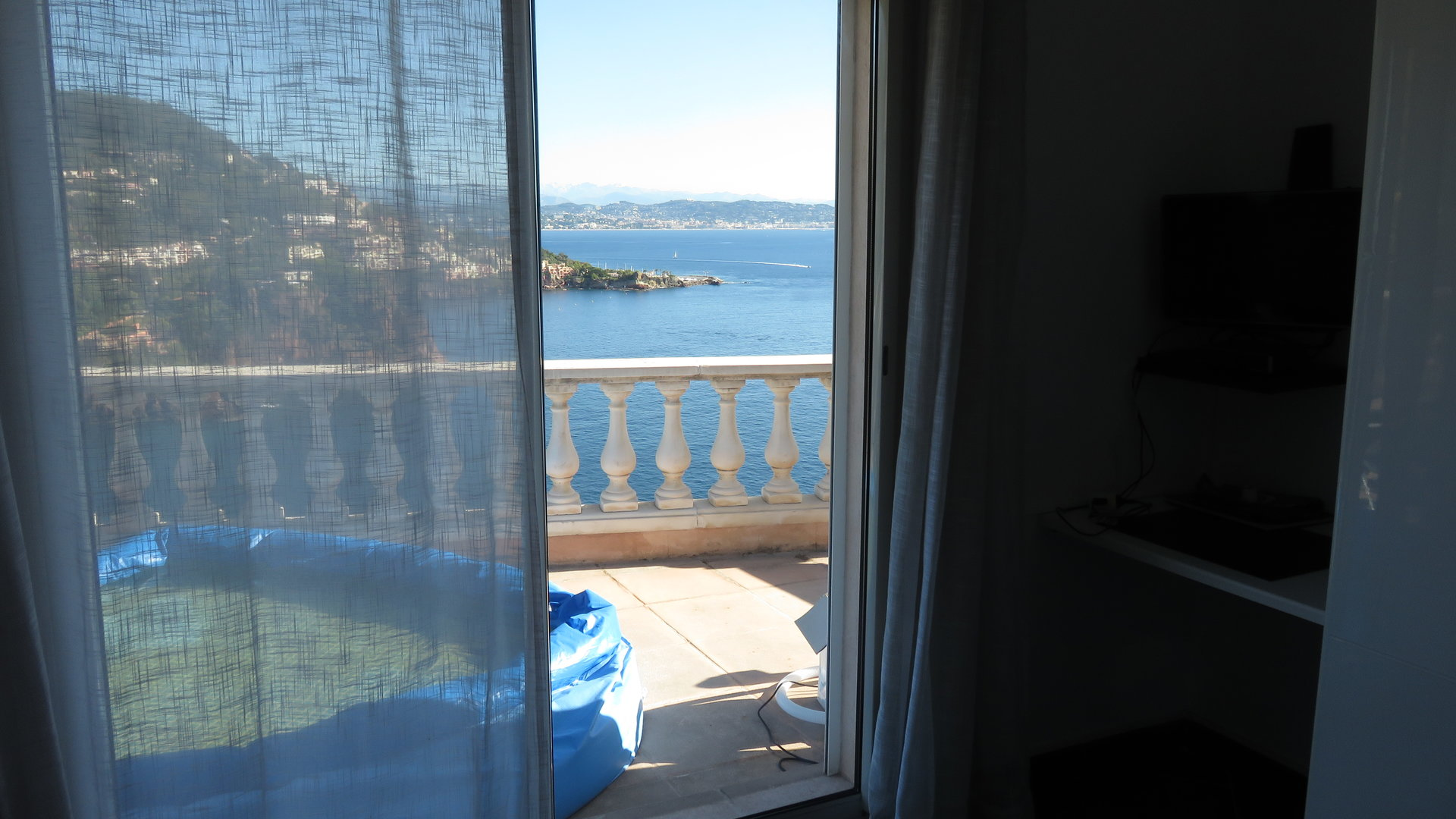 Flat of 118 m² with amazing sea view