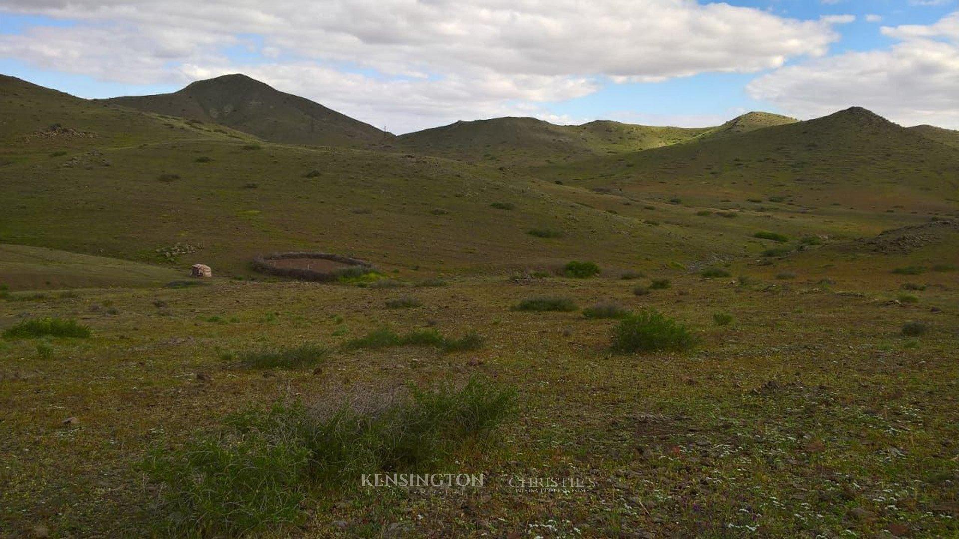 KPPM00947: Terrain near Sidi Bou Othmann Building land Marrakech Morocco