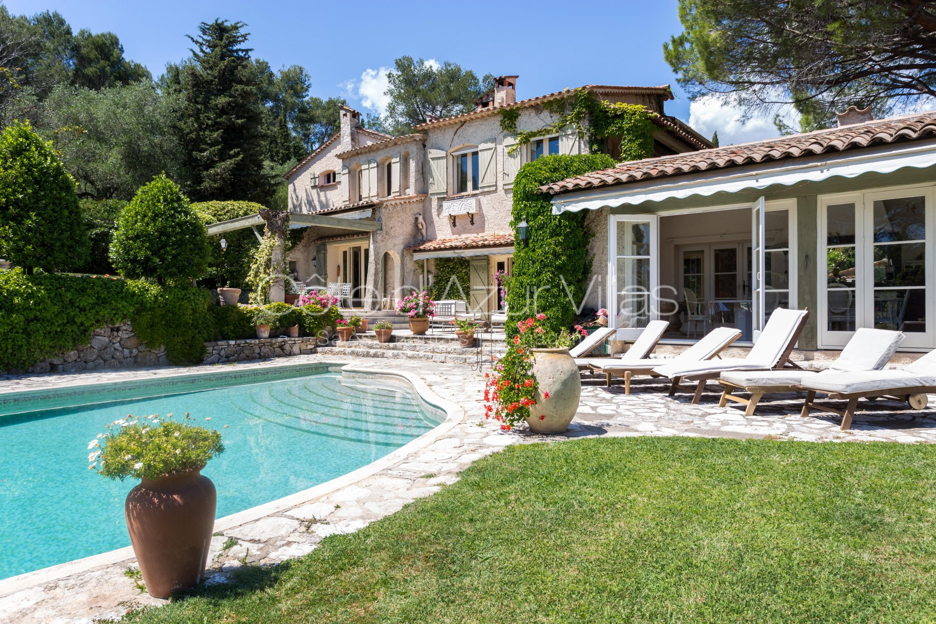 Grasse - Beautiful 18th century Home