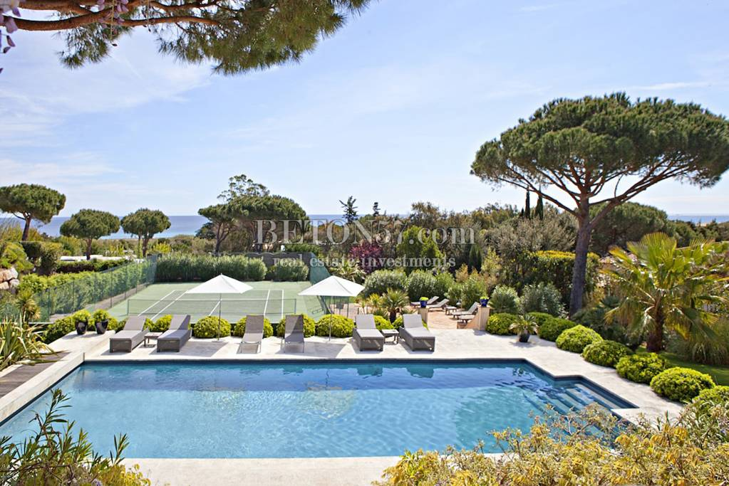 Villa Del Sol 7 Rooms Saint-Tropez