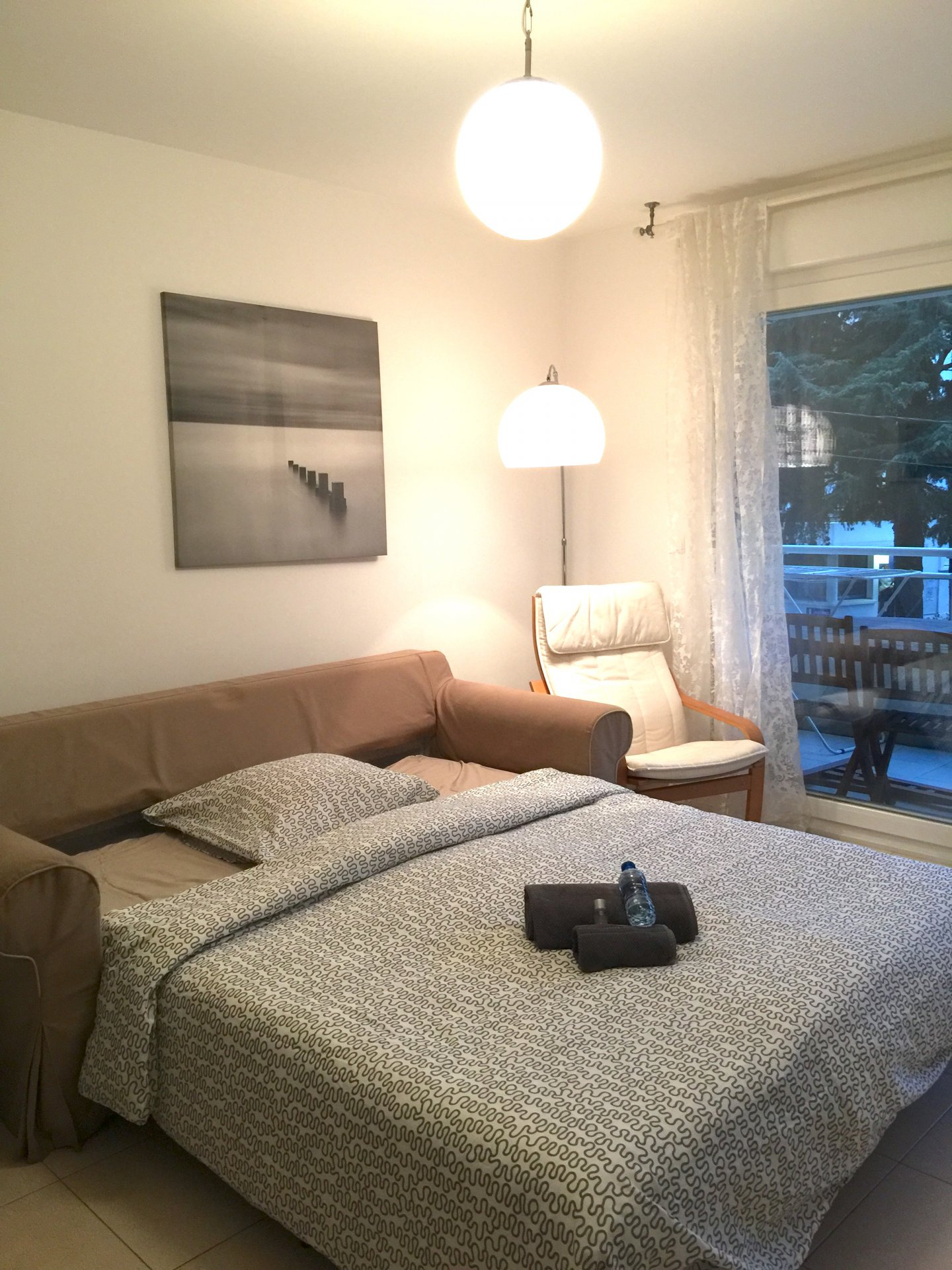 Affitto stagionale Appartamento - Cannes Saint-Nicolas