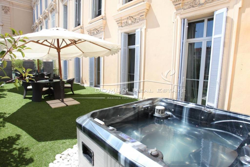 Seasonal rental Apartment villa - Cannes Centre