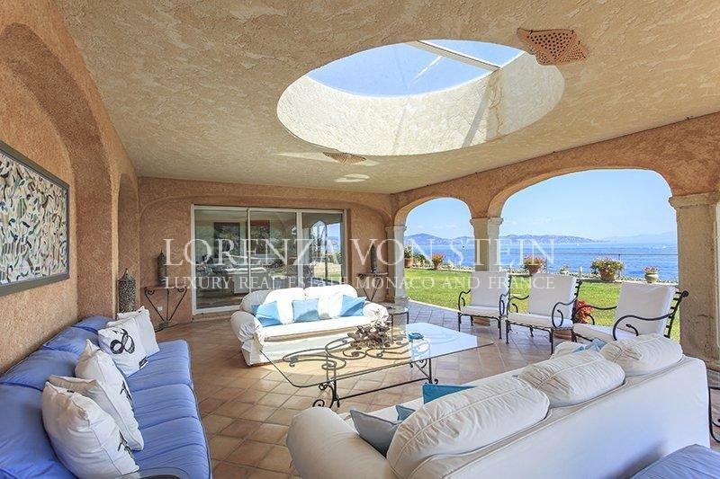 Saint-Tropez - Splendide villa