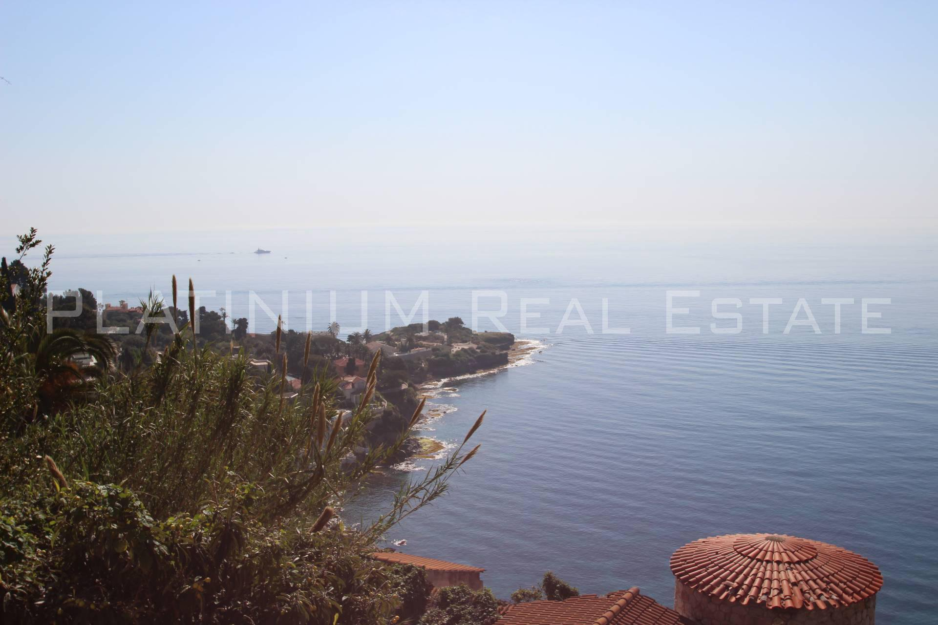 CAP D'AIL :  Furnished Studio | Sea view