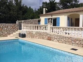 INDEPENDANT HOUSE WITH POOL CLOSE TO LA TURBIE