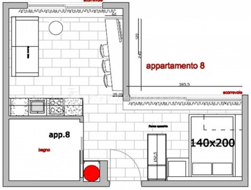 RENTAL APARTMENT IN RESIDENCE 5 STAR HIGH
