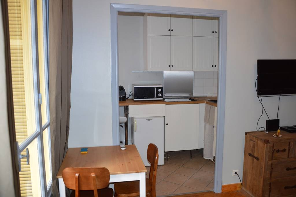 Seasonal rental Apartment - Nice Dubouchage