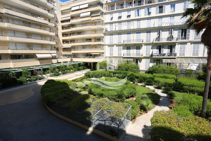 2 pièces Palais de la Méditerranée avec Parking