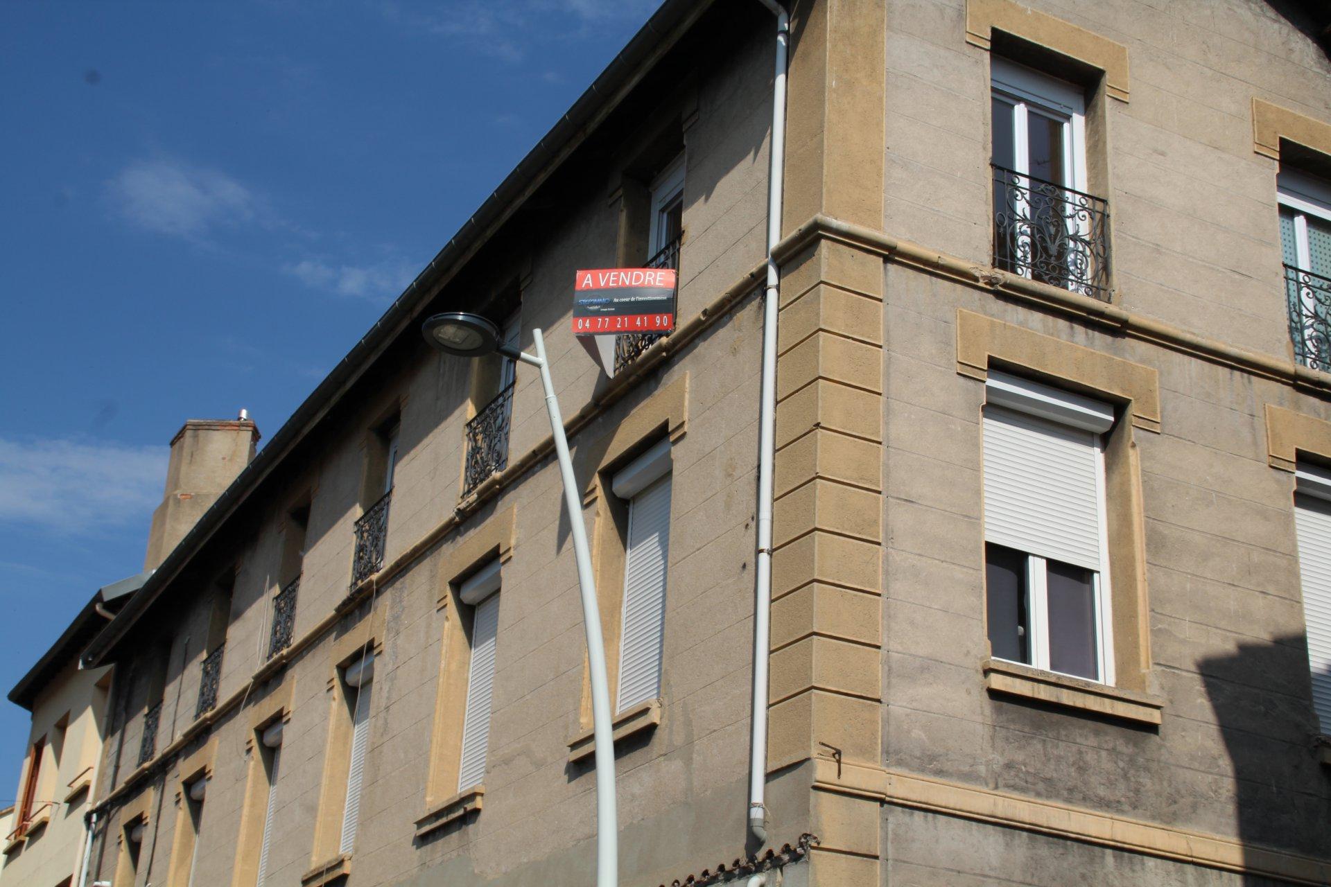 APPARTEMENT CENTRE VILLE ROCHE LA MOLIERE