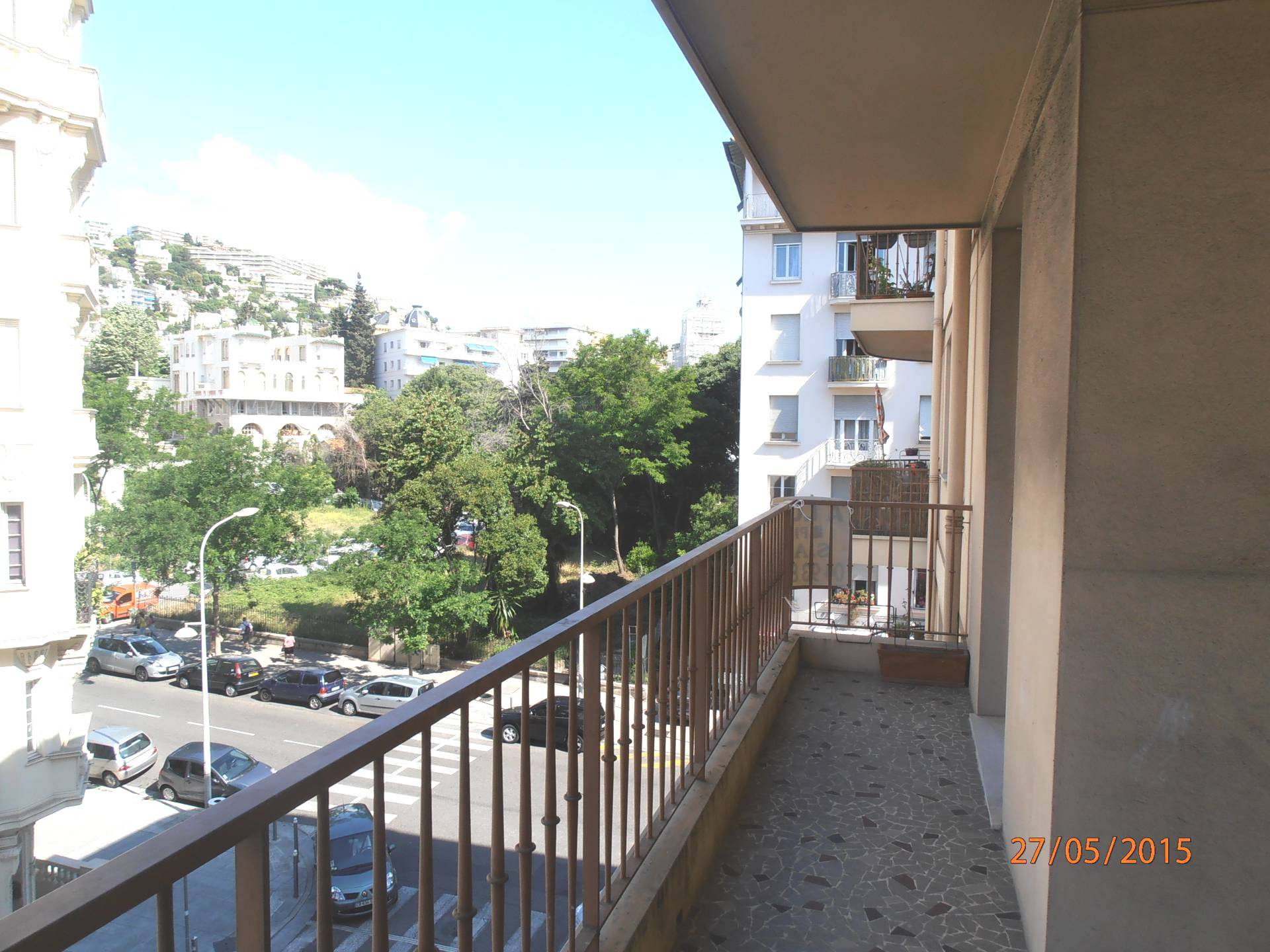 appartement, nice tzarewitch, balcon, cave