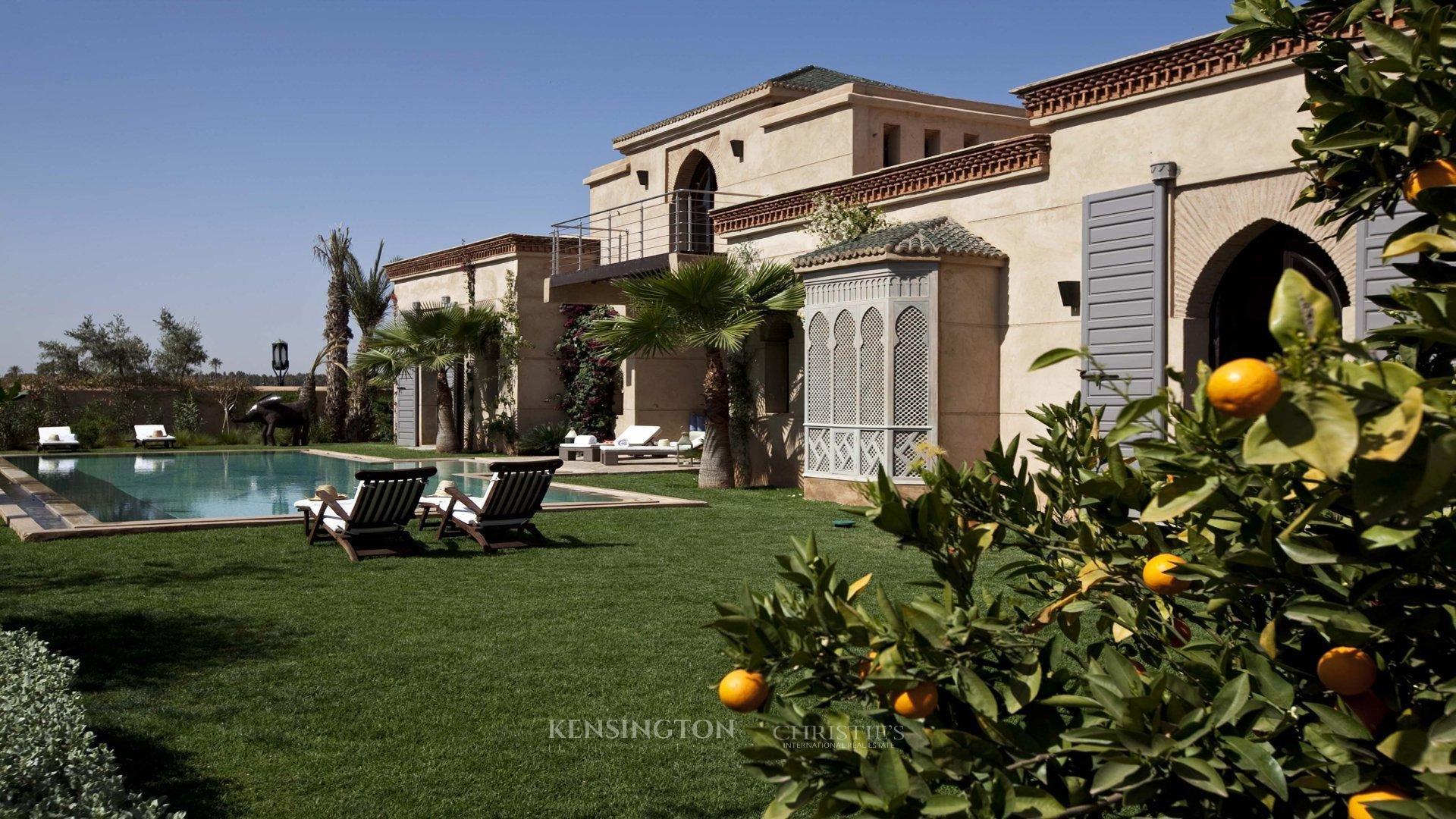 KPPM00564: Villa Kappa Luxury Villa Marrakech Morocco