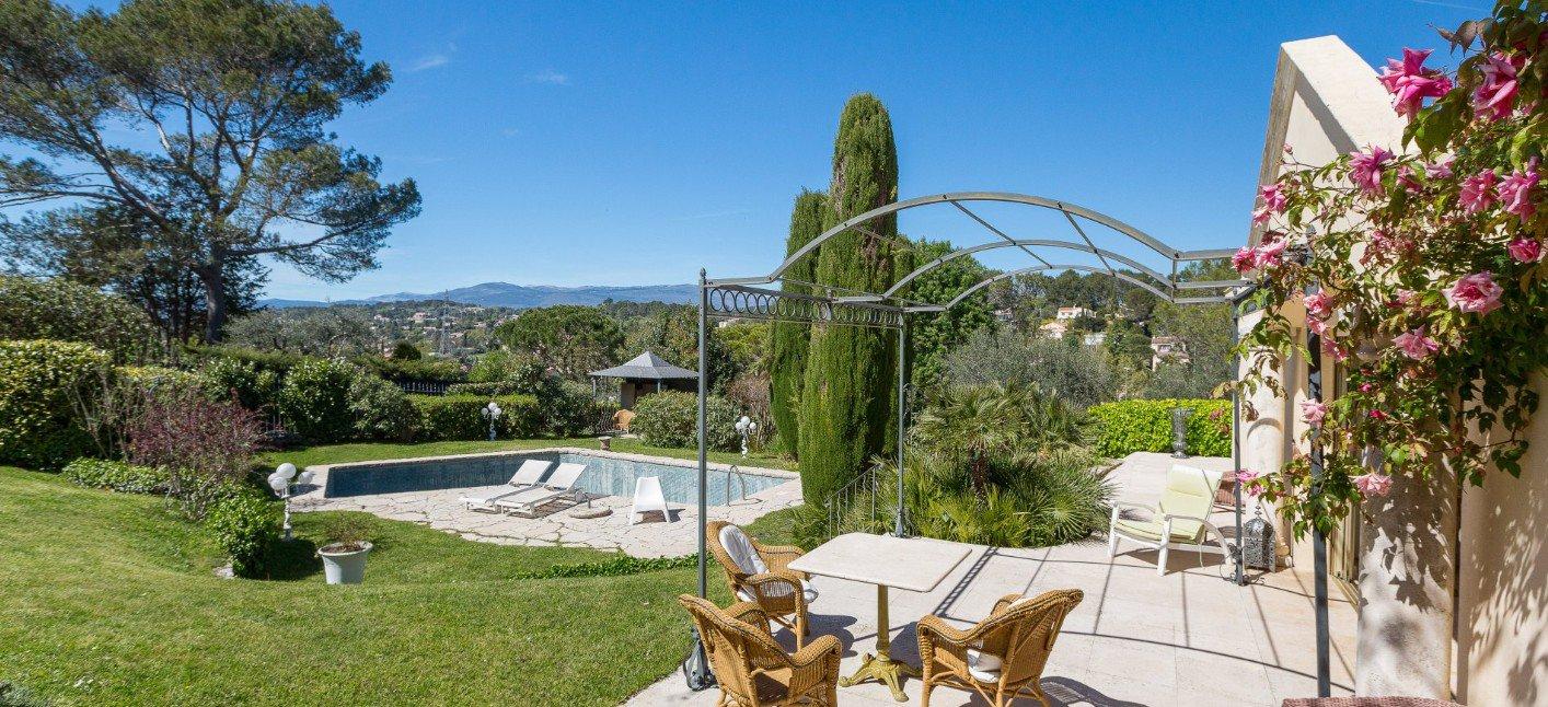 Purchase / Sale villa Mougins Côte d'Azur