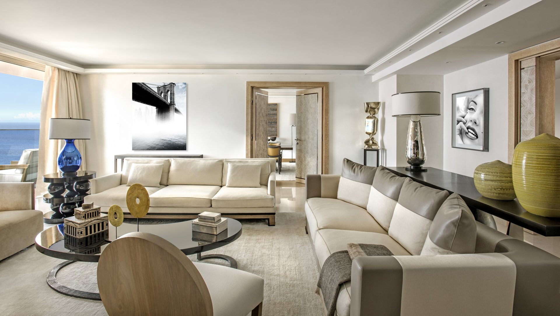 Tour Odeon - Furnished Five Bedroom
