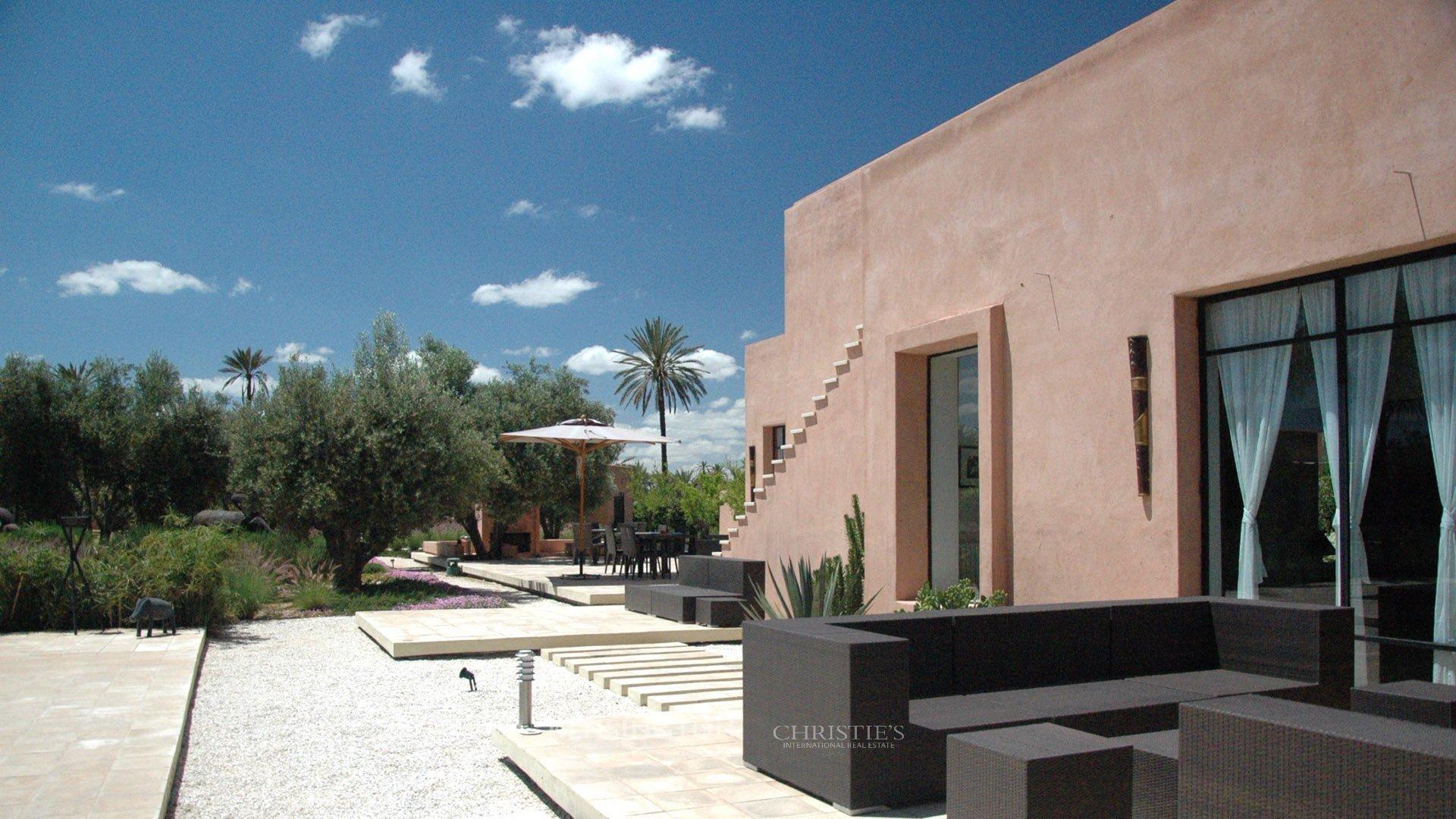 KPPM00573: Draconis Villa Luxury Villa Marrakech Morocco
