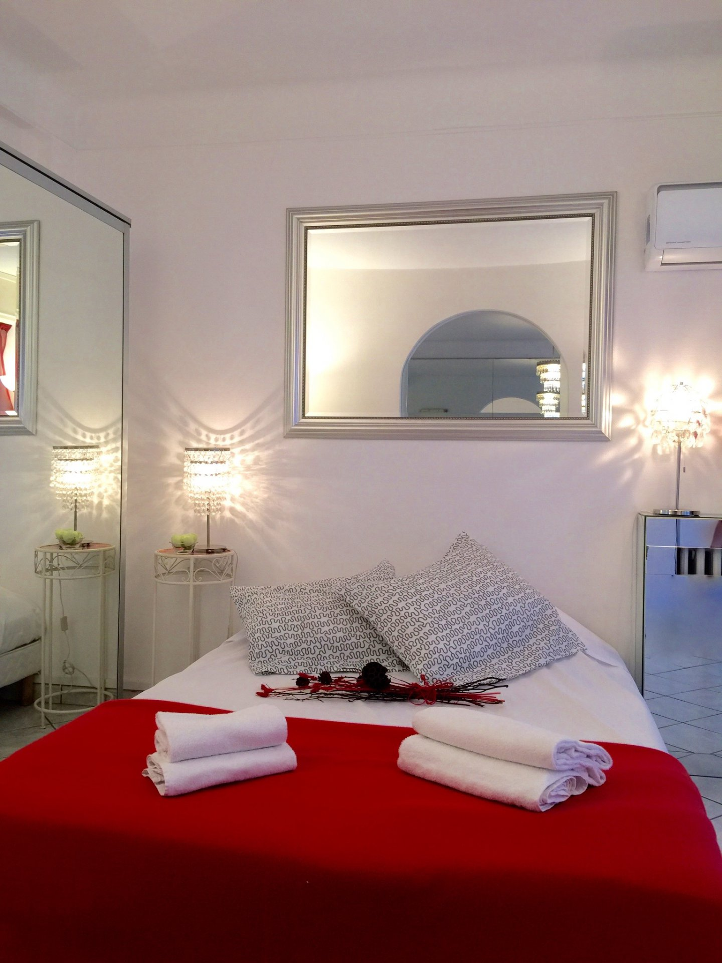 1 chambre (4 couchages)