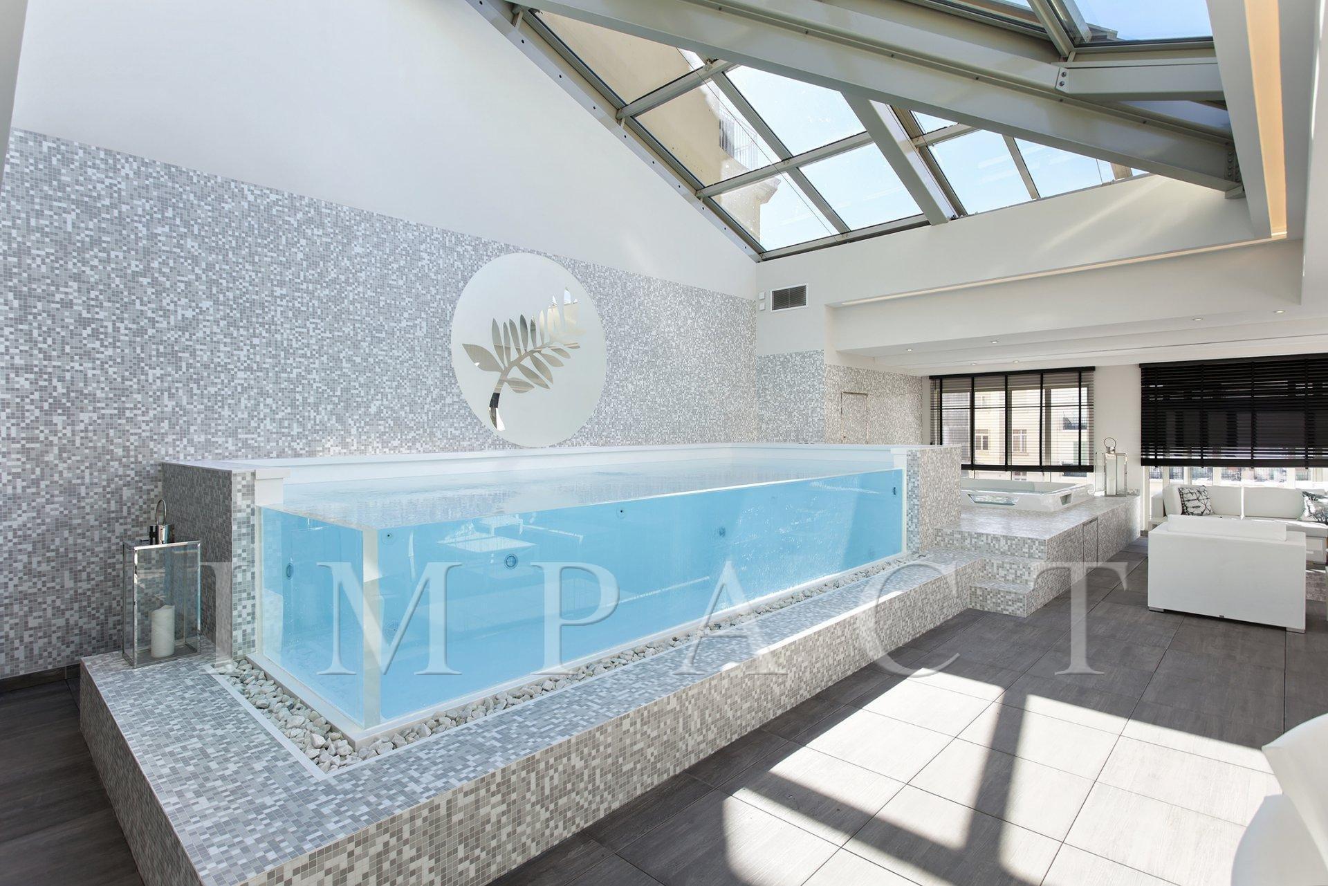 Appartement - Penthouse duplex a louer en saisonnier- Centre Cannes