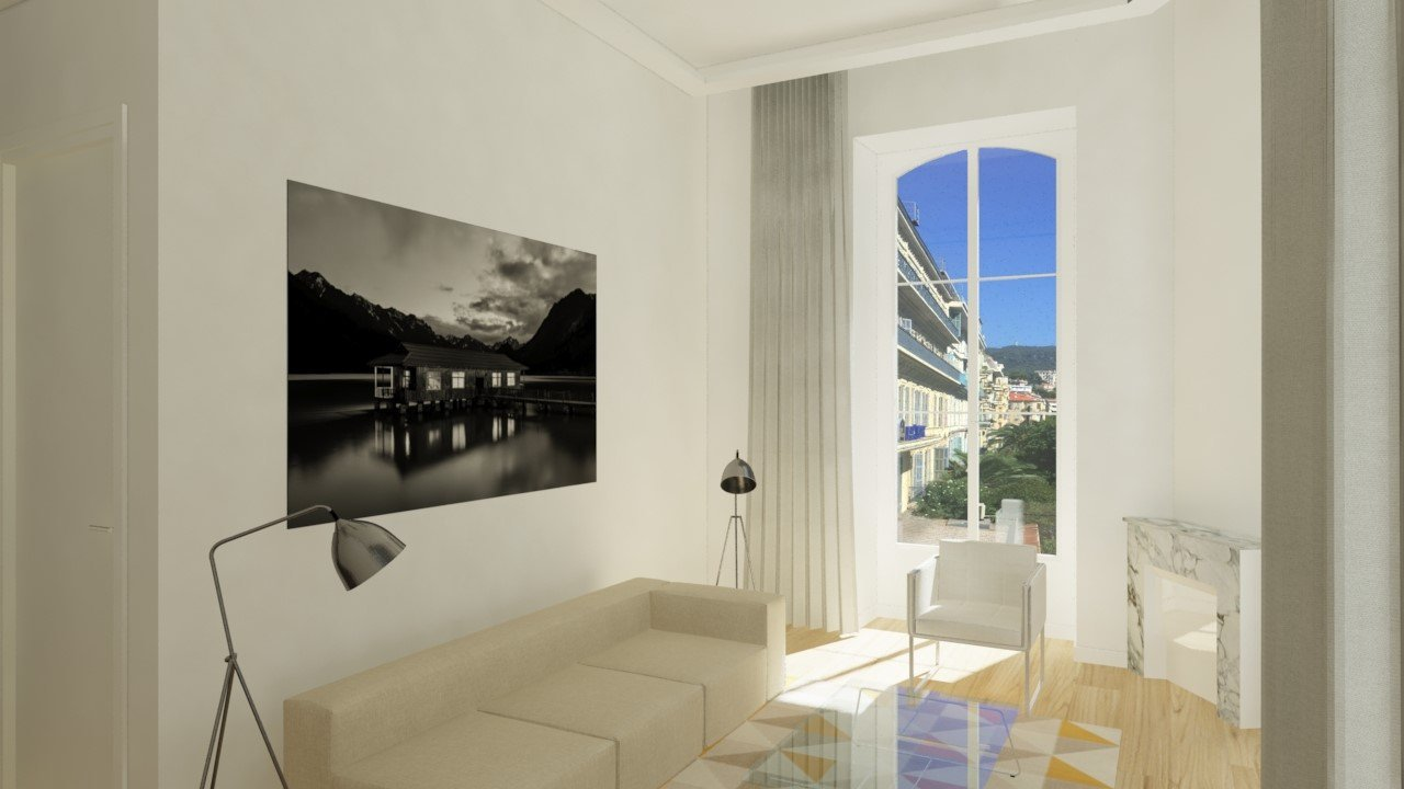 Magnifique projet de renovation en plein centre de Nice