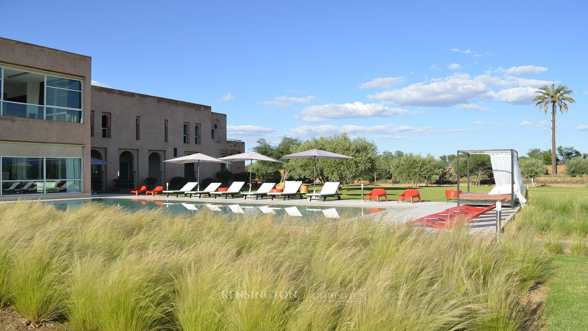 Location villa de luxe marrakech palmeraie villa kenza for Piscine tout compris 15000
