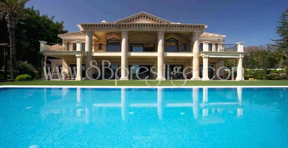 Seasonal rental House - Marbella - Spain