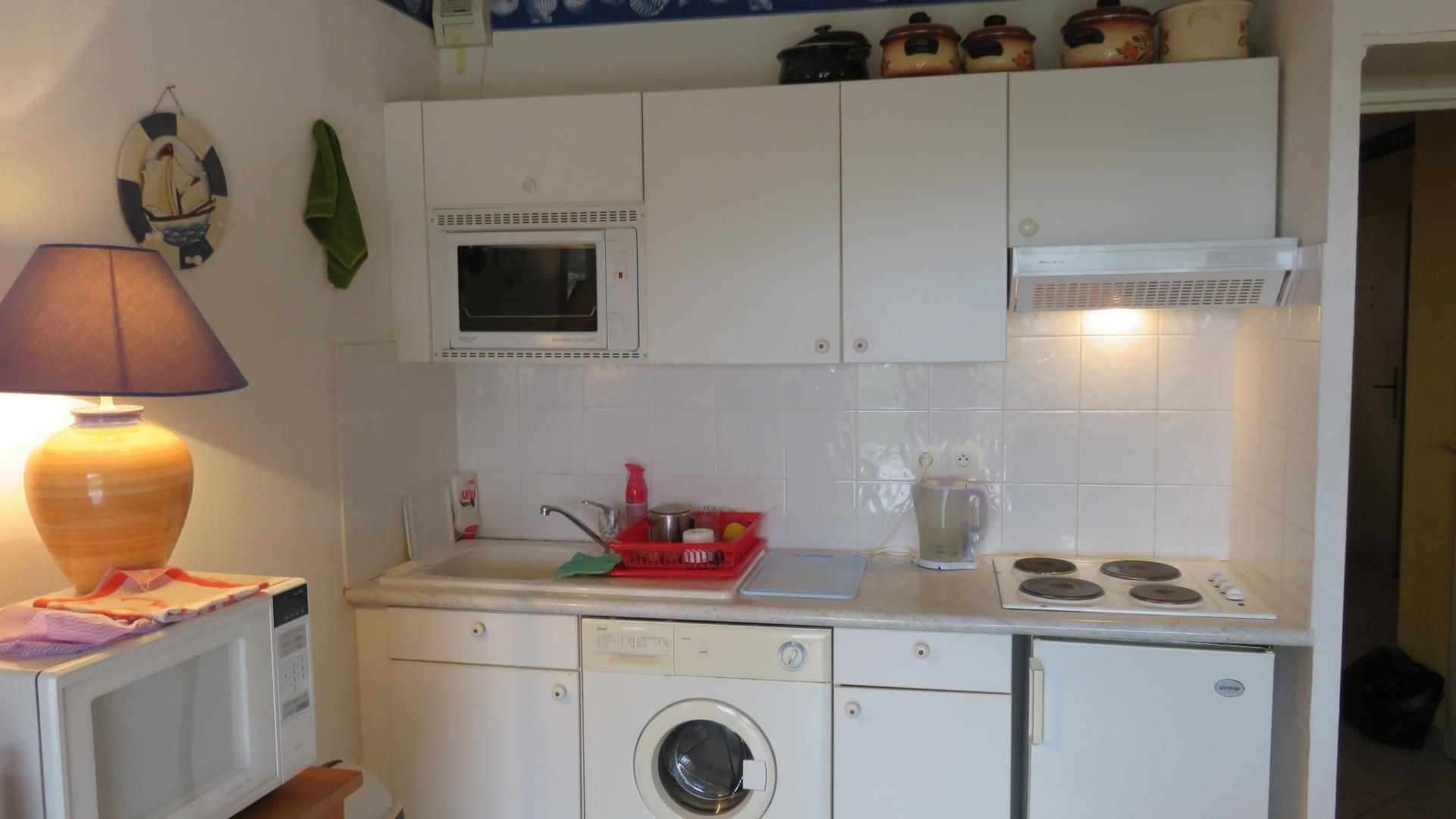 Apartamento 2 habitaciones 34,30 m²