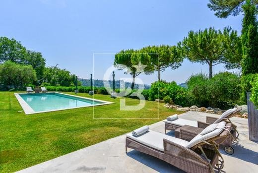 Gorgeous villa with Seaview - Mougins