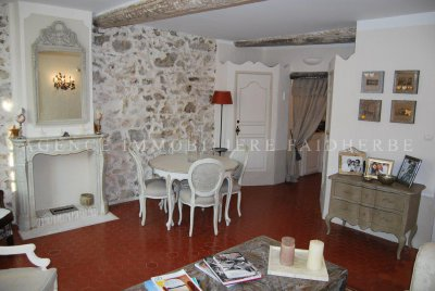 Charming apartment in the old village