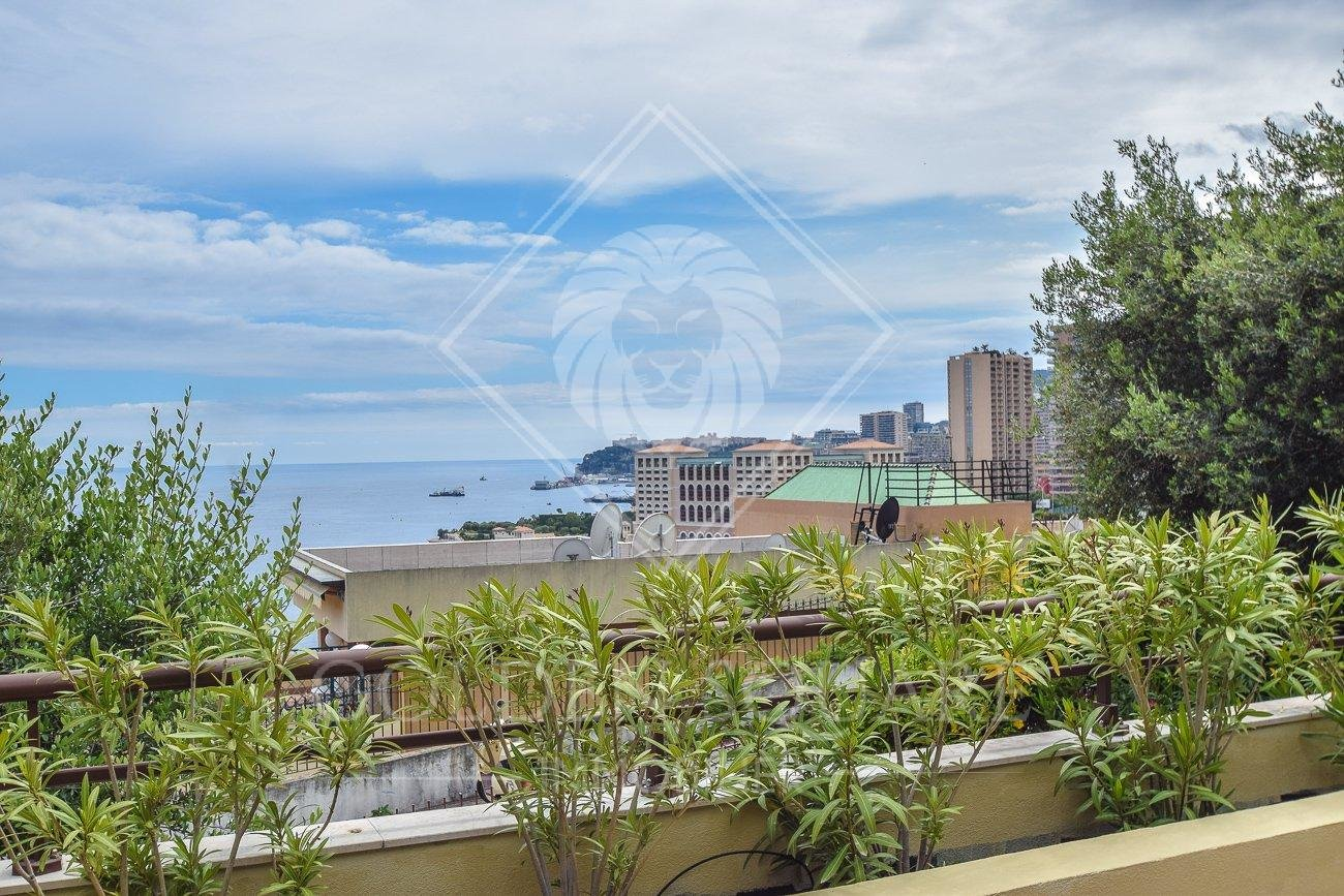 LA VIGIE - LUXURIOUS 2 BEDROOM - SEAVIEW & MONACO VIEW