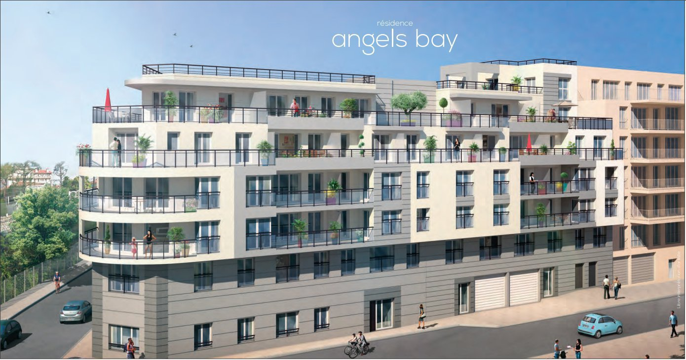 Beau 2p de 47 m² + terrasse de 11 m² + parking