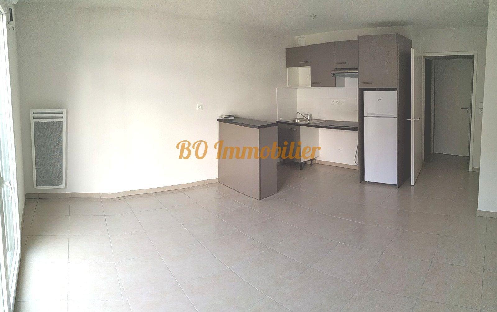 Appartement Neuf, beau 3p de 58 m² + balcon + 2 parkings