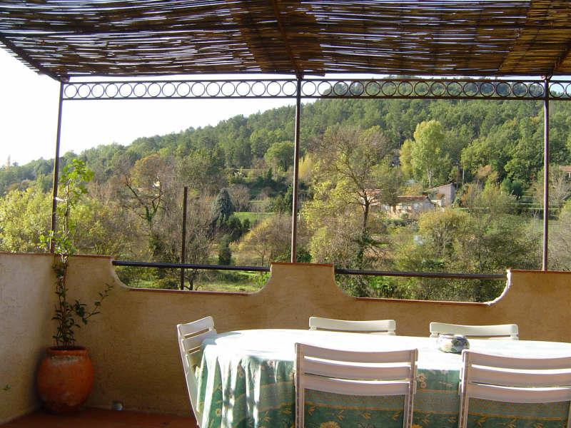 Village House in Salerne, with 2 terraces and a private small garden!