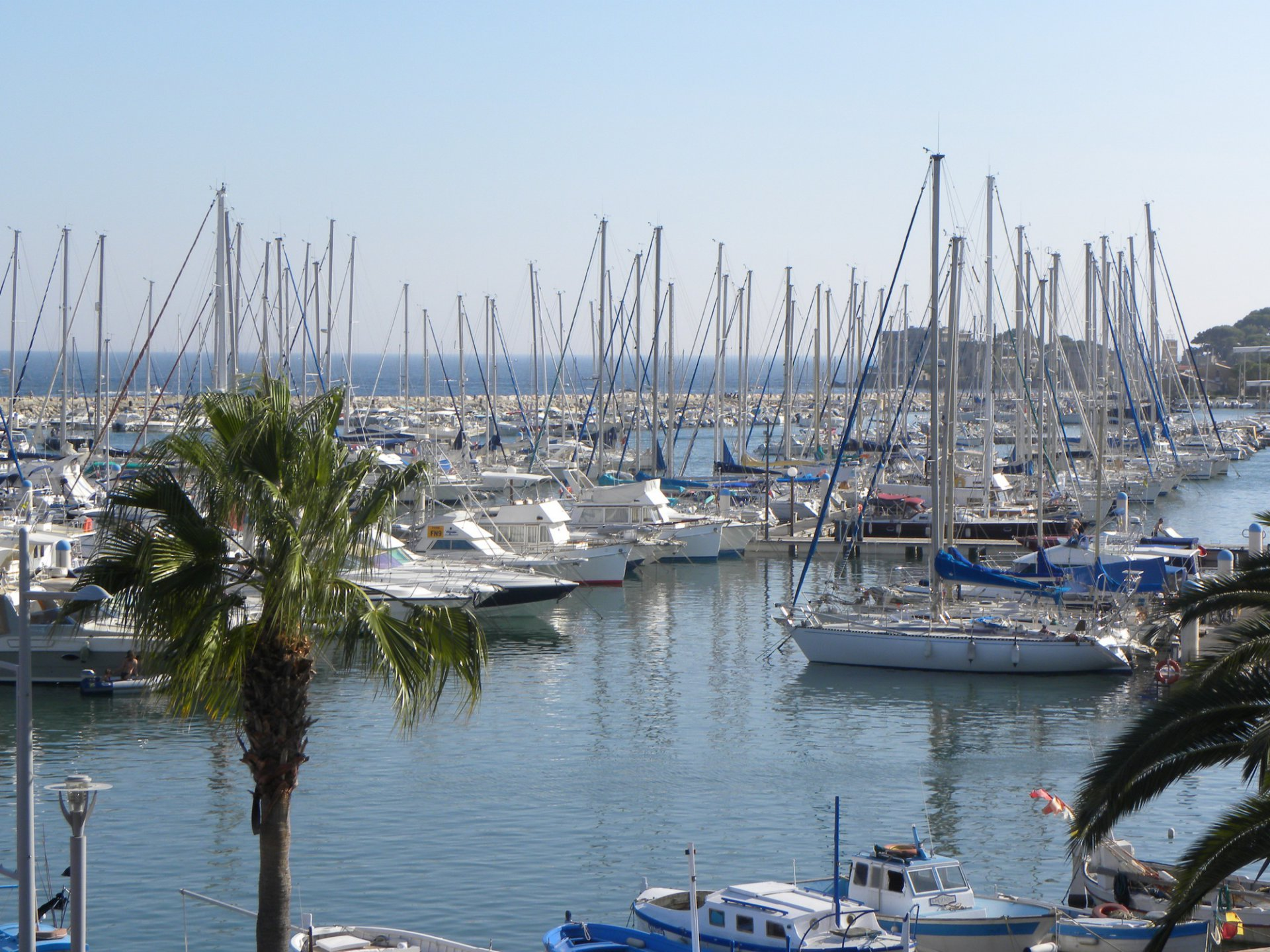Port de Plaisance BANDOL