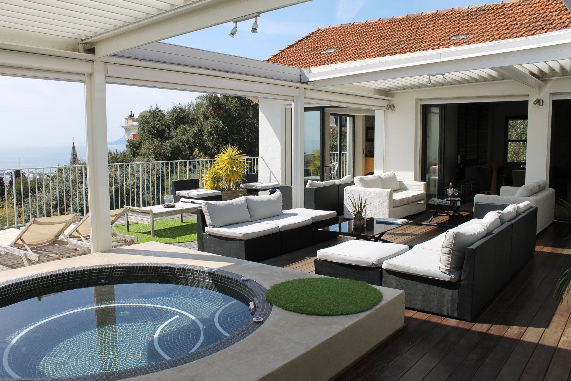 CALIFORNIA-ROI ALBERT- PENTHOUSE WITH SEA VIEW- AVAILABLE IN AUGUST-