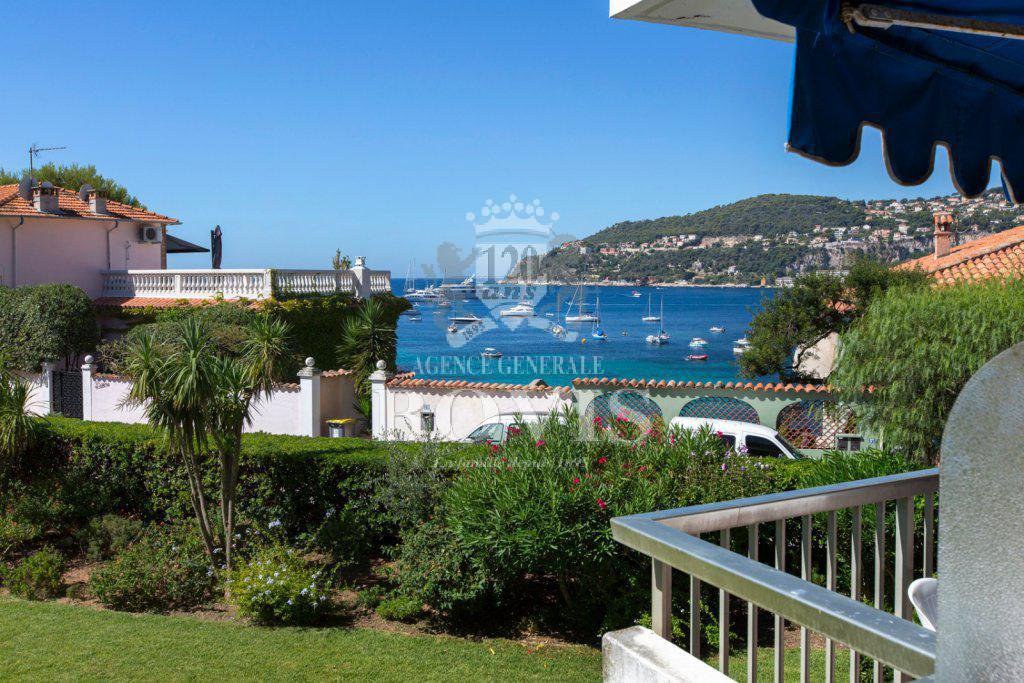 Seasonal rental Apartment - Saint-Jean-Cap-Ferrat GRASSEUIL