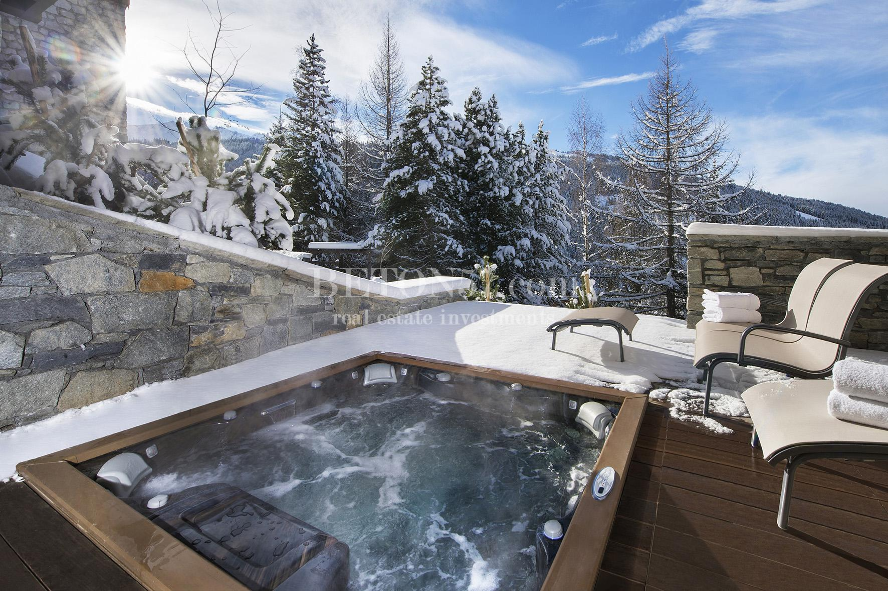 Chalet 7 Rooms Courchevel