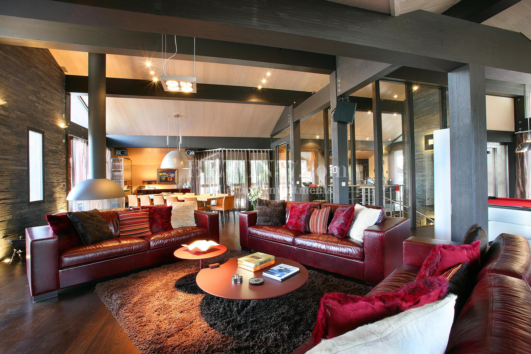 Chalet 6 Rooms Courchevel
