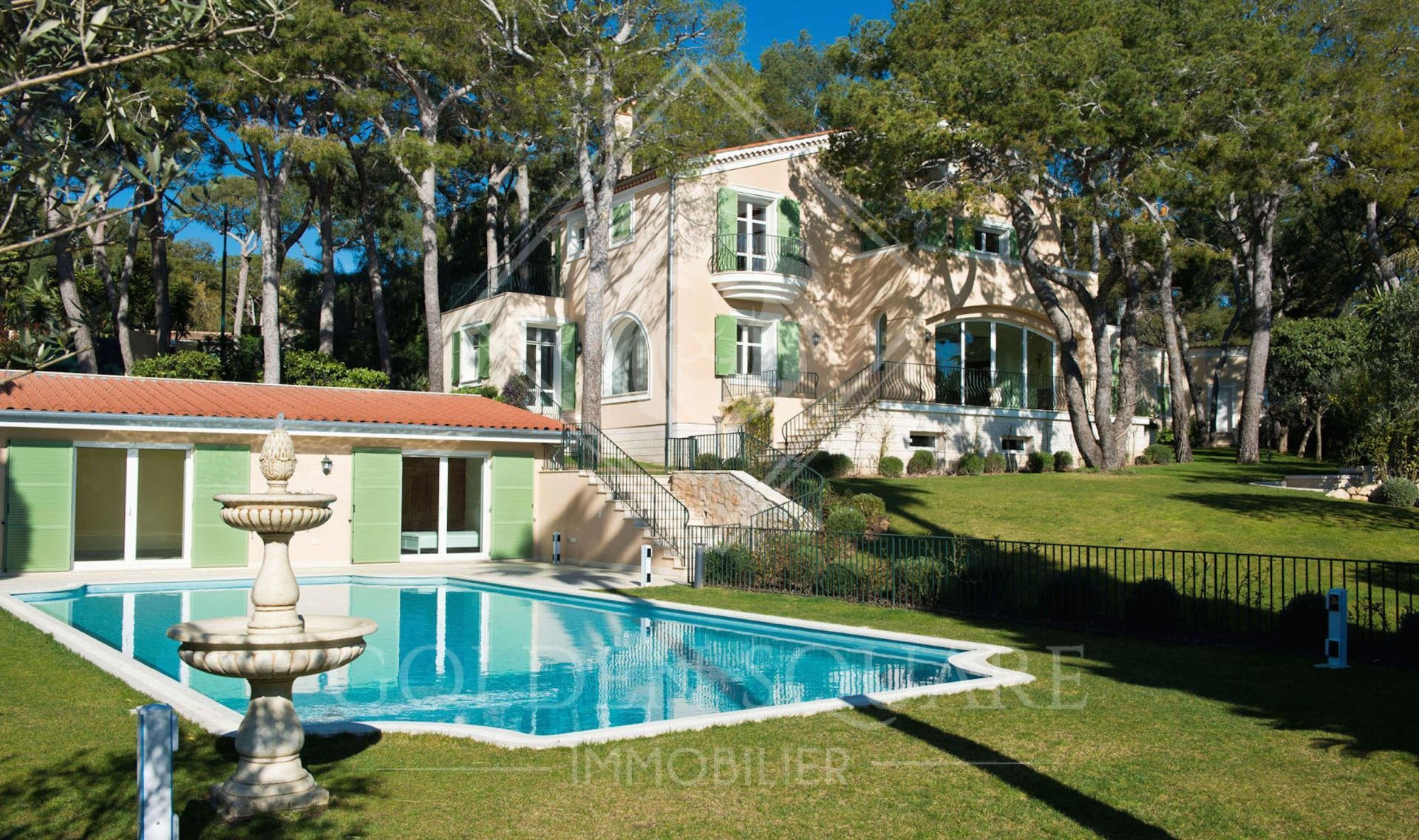 ST JEAN CAP FERRAT - EXCLUSIVE PROPERTY