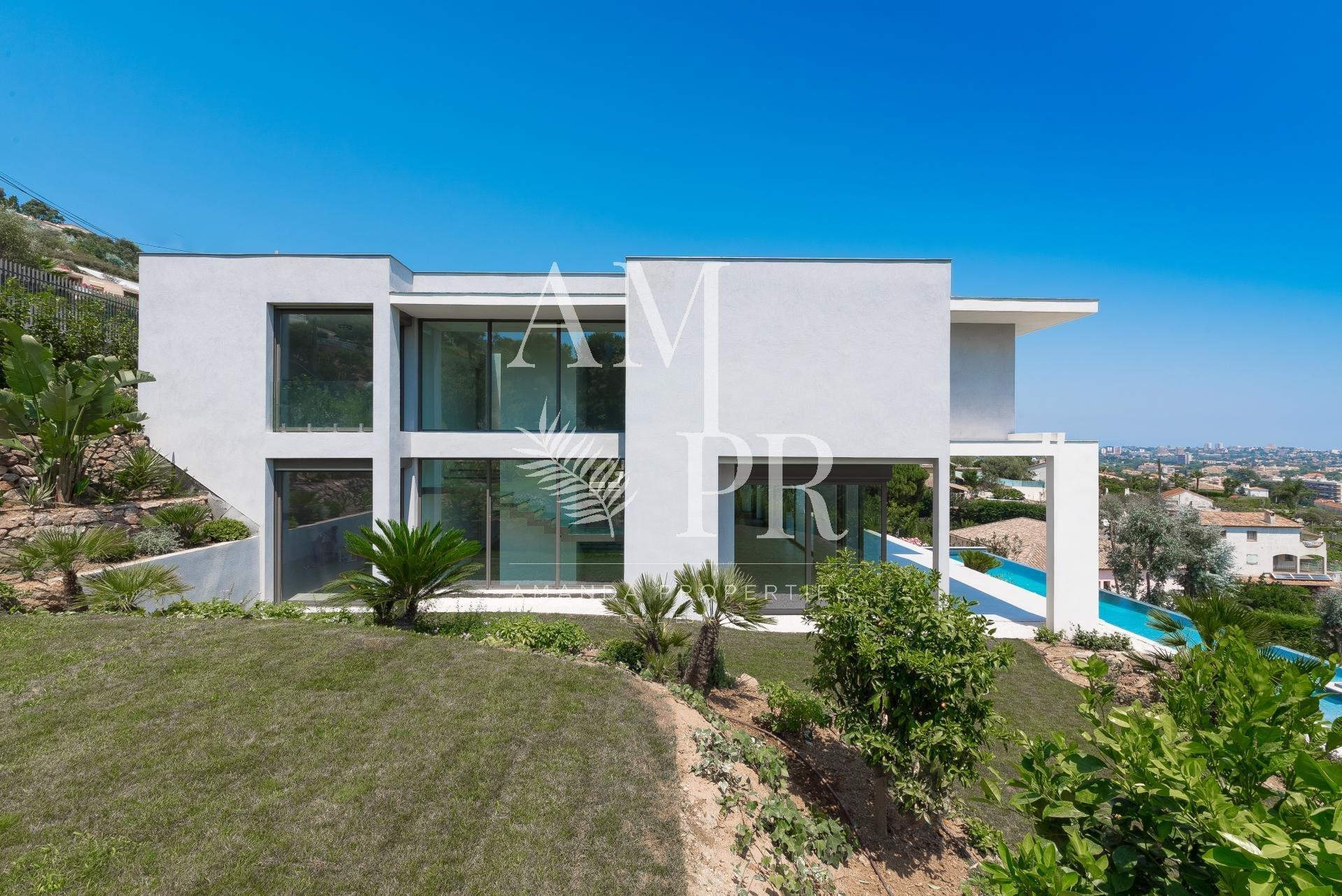 Californian style villa