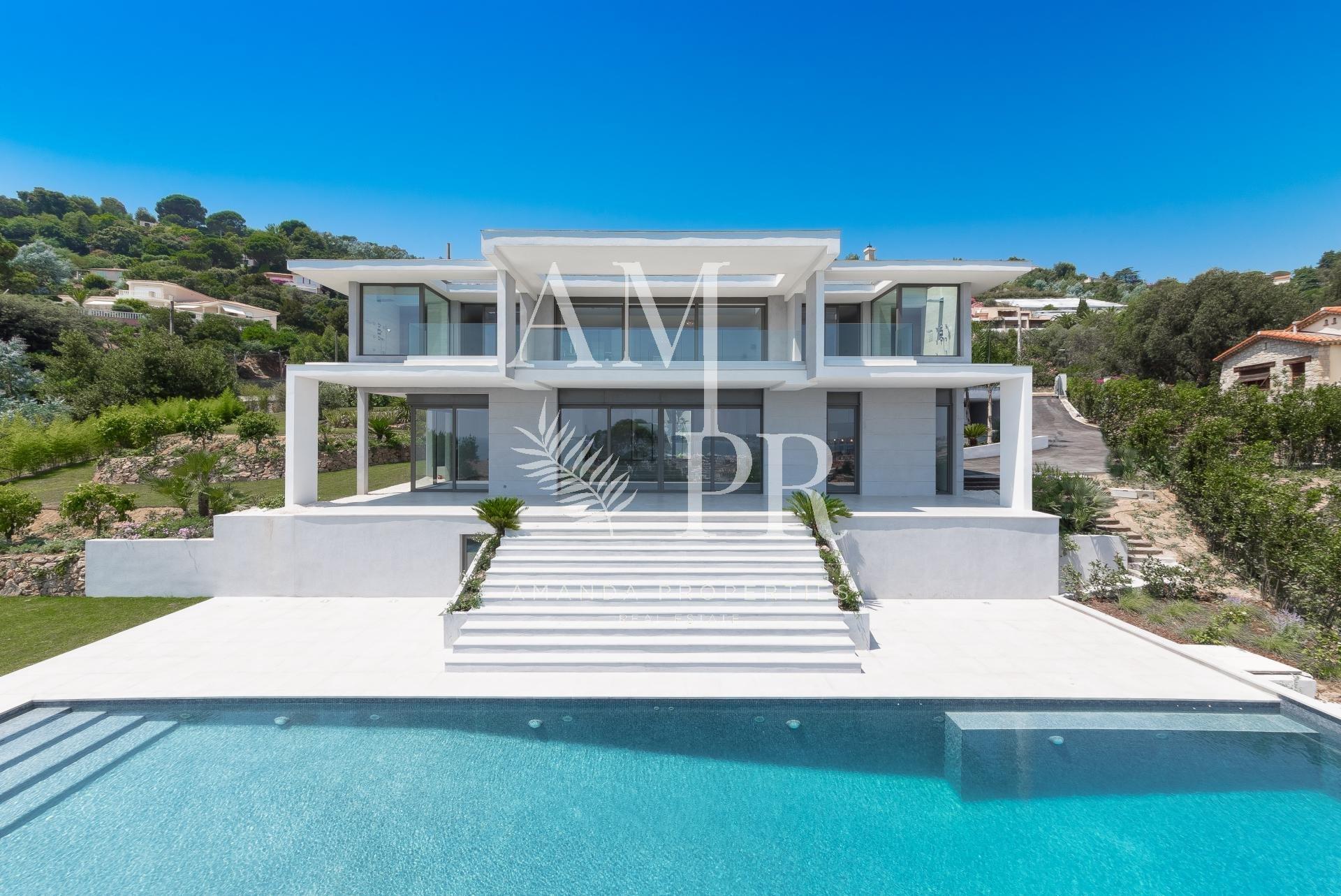 Villa style Californien
