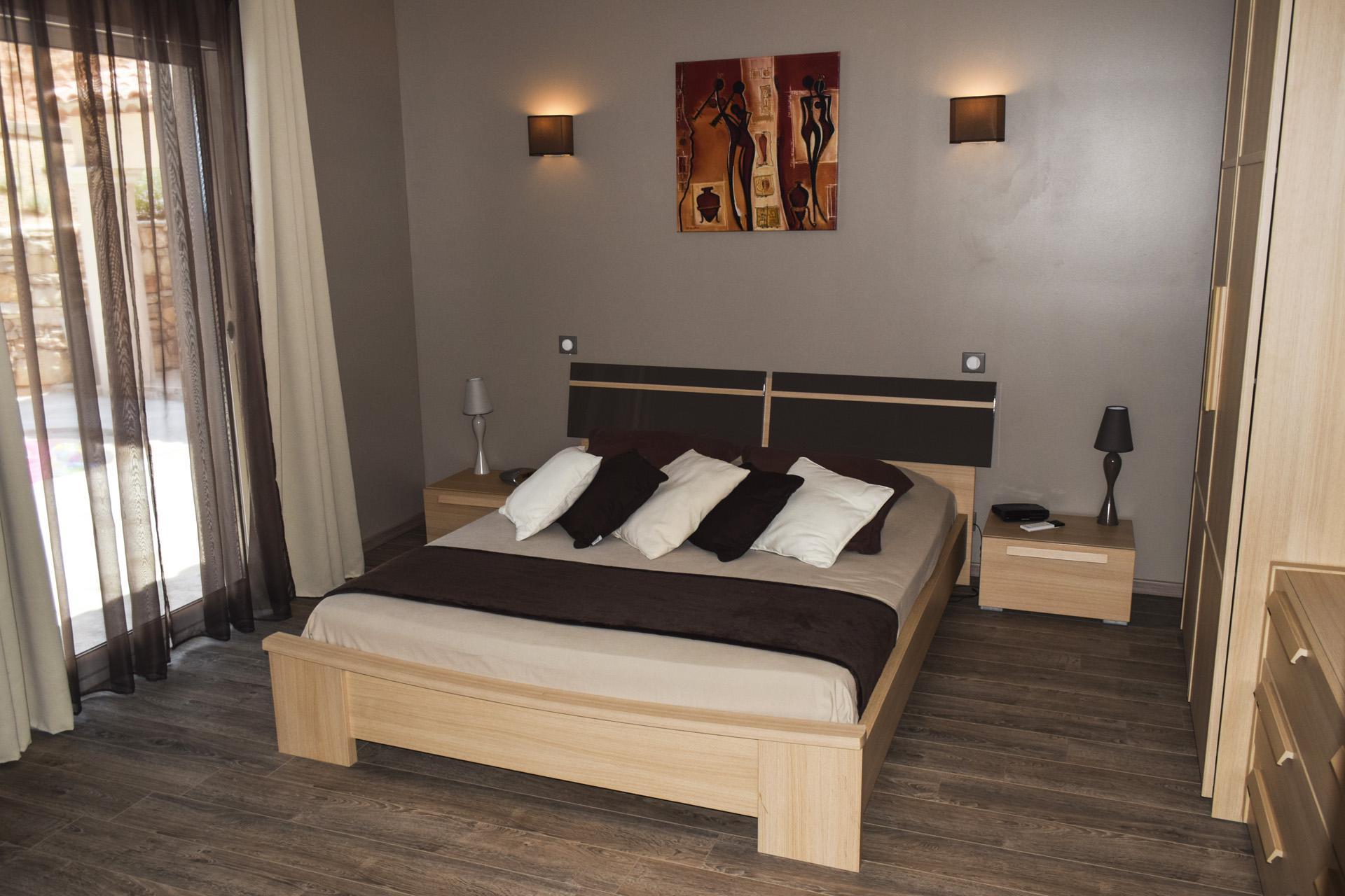 Beautiful master suite, Villa Tourtour Var Provence