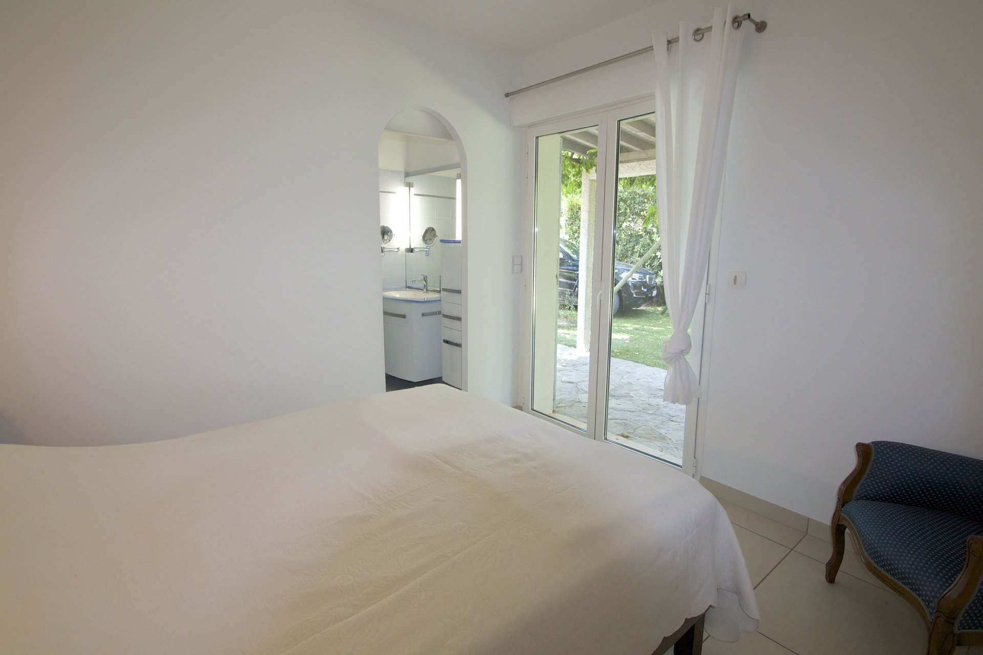 Ste. Maxime - Beautiful villa at 100 m from the beach of La Nartelle.
