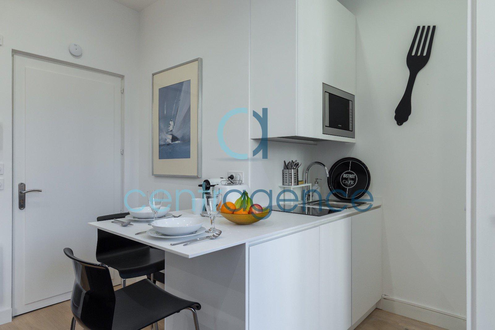 Location étudiante - Studio de 22 m2 en centre ville