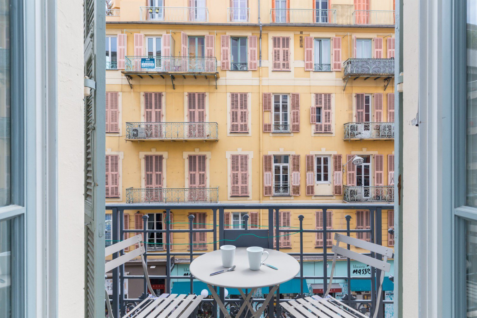 Masséna - Duplex avec terrasse