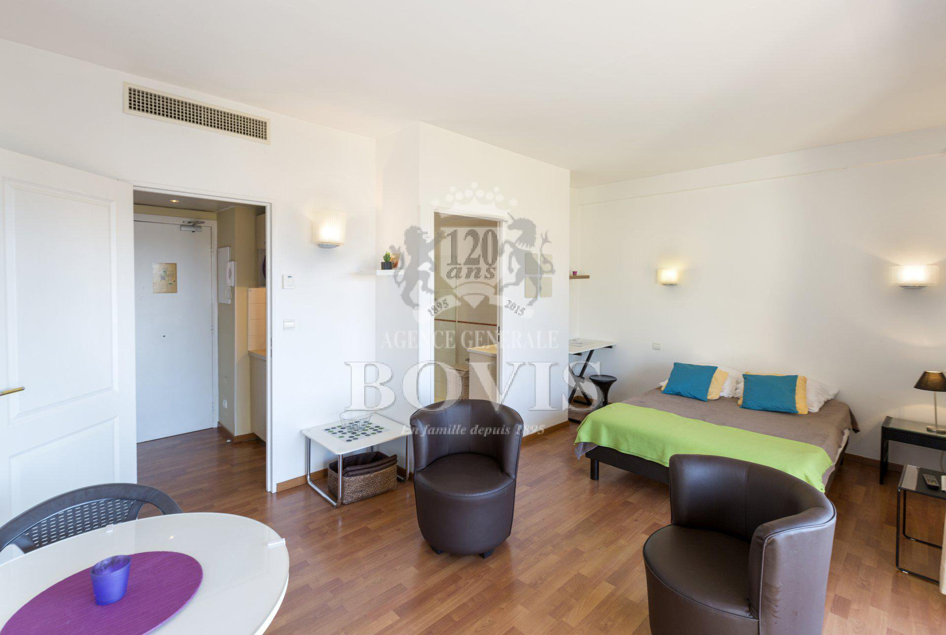 Seasonal rental Studio - Beaulieu-sur-Mer