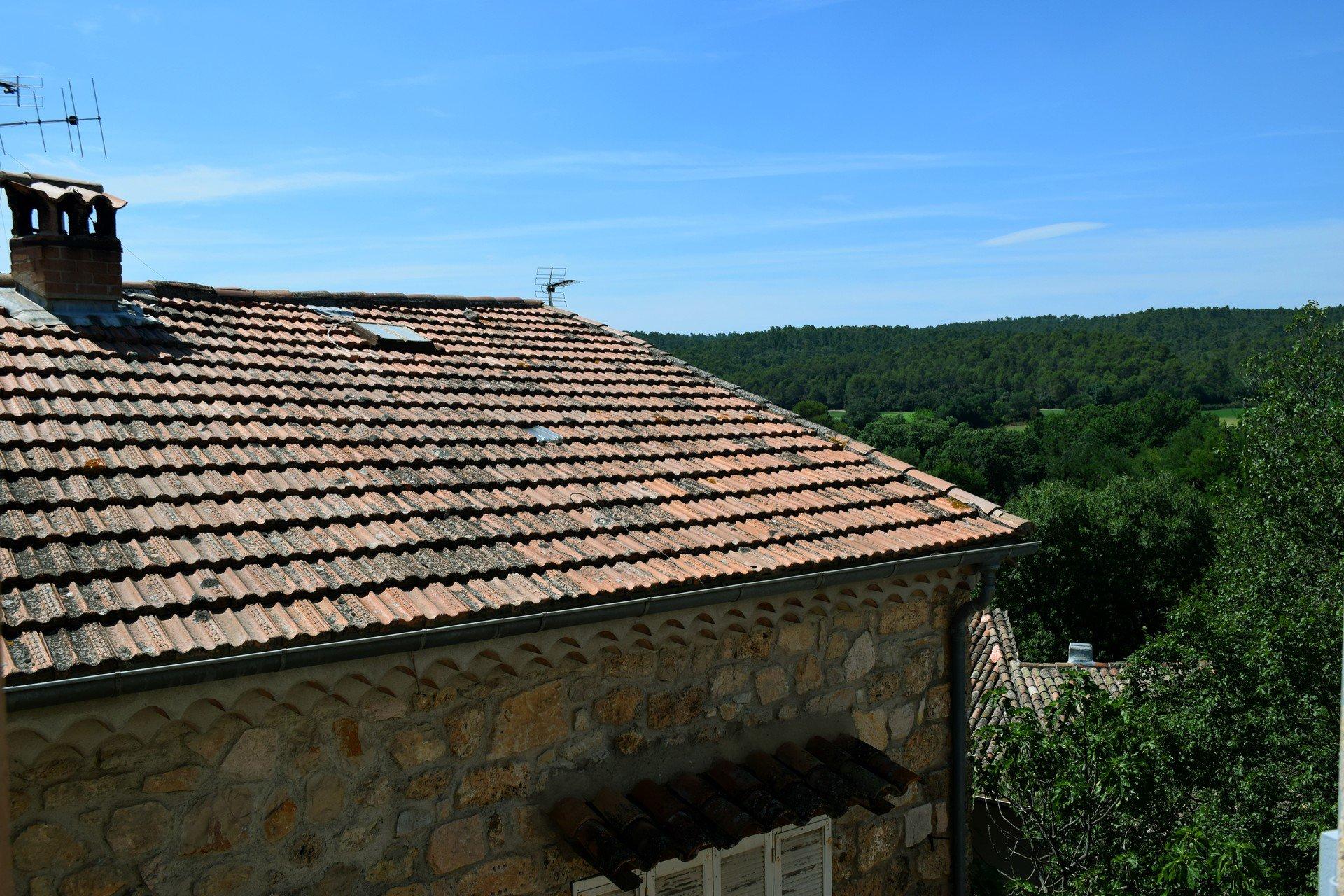 Maison de village avec terrasse Sillans la Cascade Var Provence