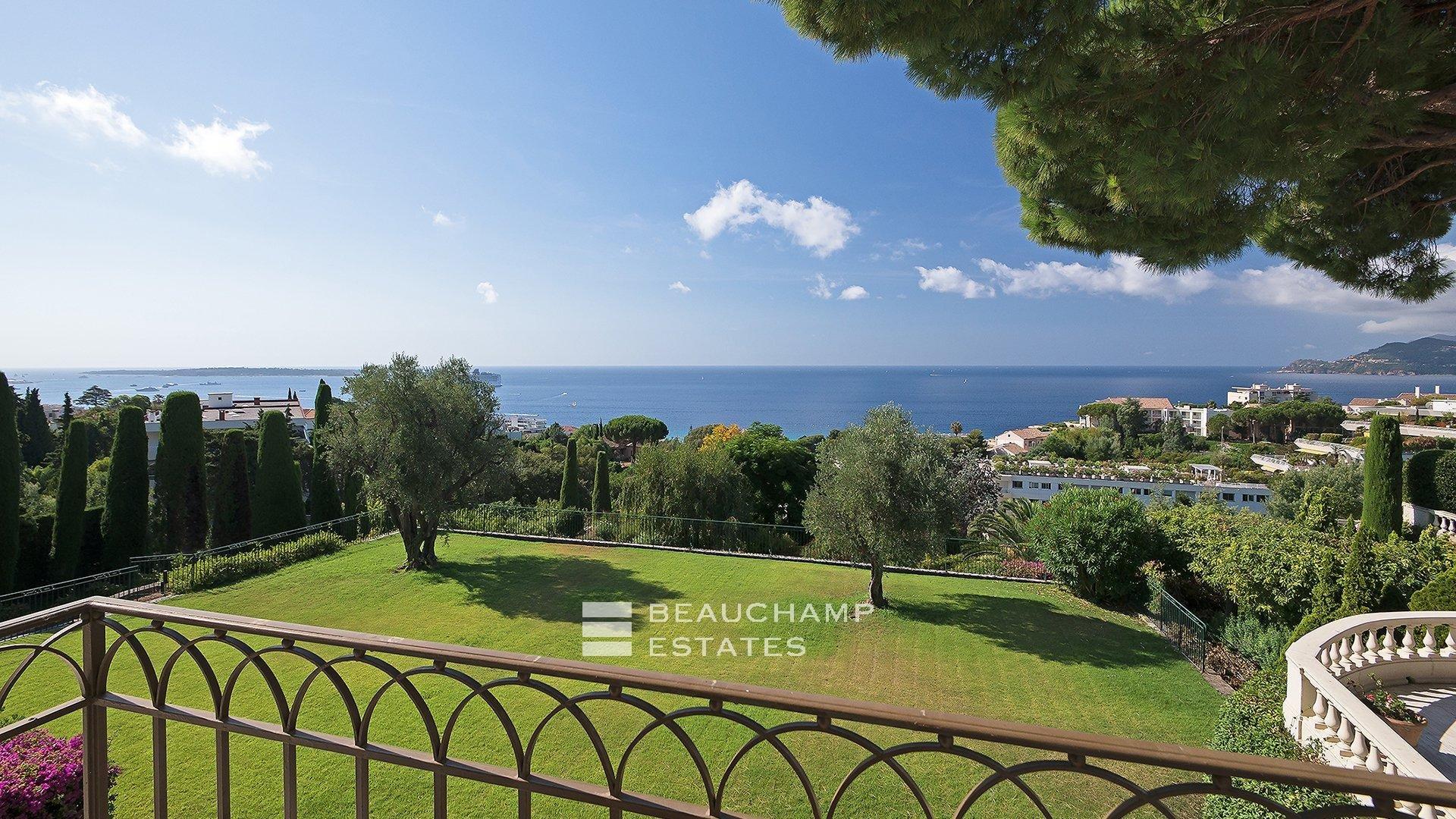 Majestueuse Villa Vue Mer Cannes