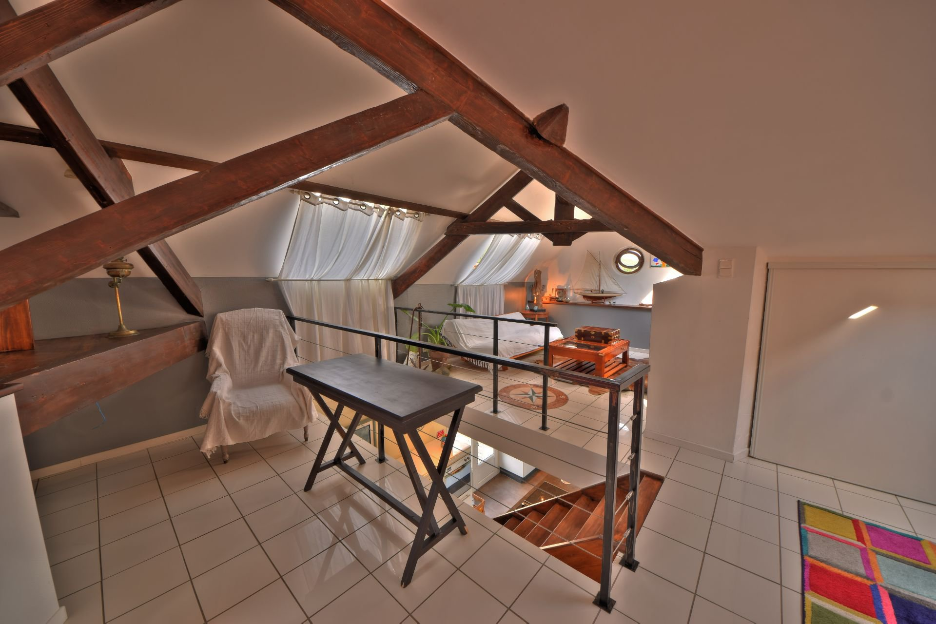 House of 218sqm with pool and view on the village Salernes Var Provence