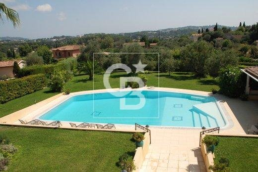 Beautiful villa located in a quiet area in Mougins
